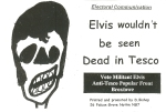 Elvis wouldn't be seen dead in Tescos