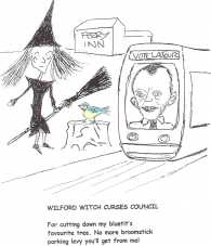 wilford witch