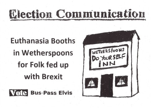 wetherspoons flyer